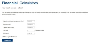 ucbi-car-loan-rate-calculator