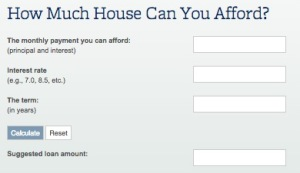 cibc mortgage calculator how much can i afford