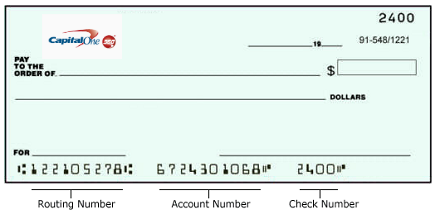 Awe Inspiring Capital One Routing Number And Wiring Instructions Online Bank Wiring 101 Mecadwellnesstrialsorg