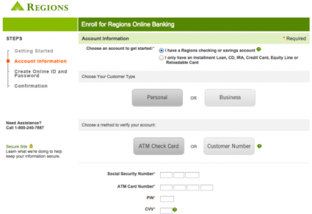 Regions Bank Online Banking Login Online Banking