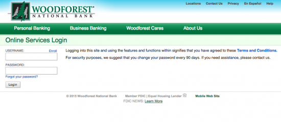 salaries woodforest national bank analyst